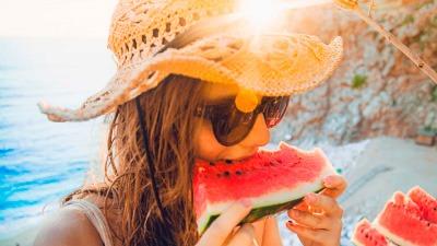 Fruta del verano