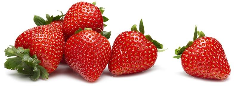 frutas semiácidas