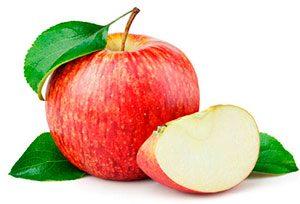 frutas dulces para la gastritis