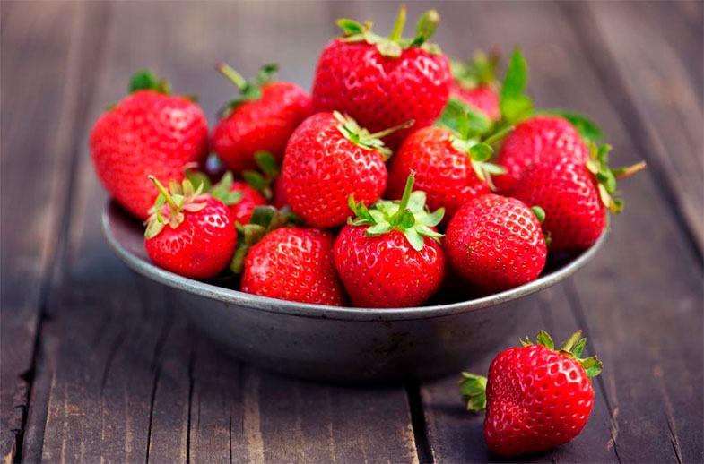Beneficios de la fresa