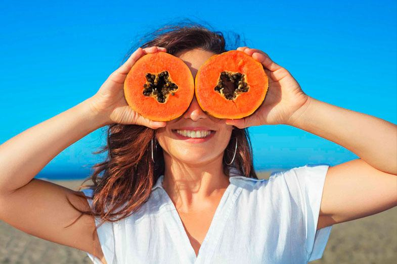 Beneficios de las papayas
