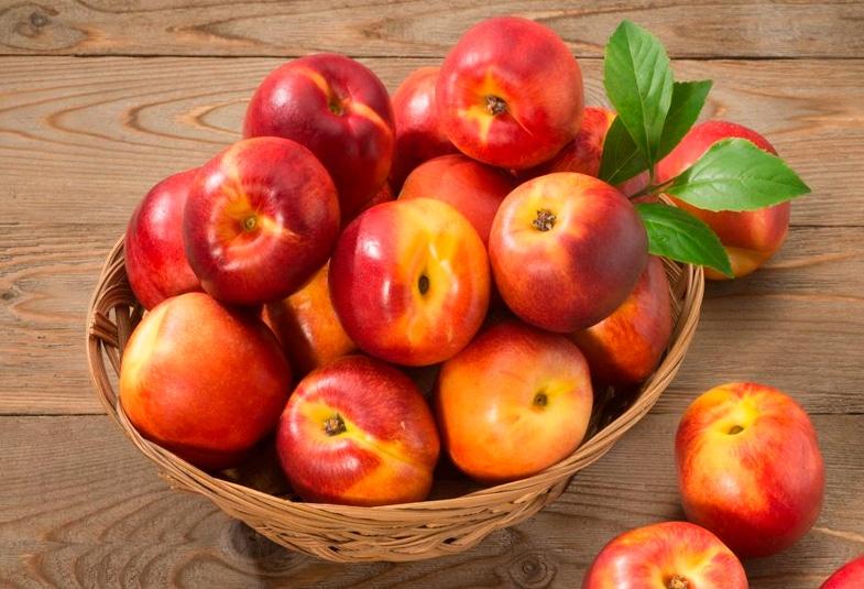 Beneficios nectarinas