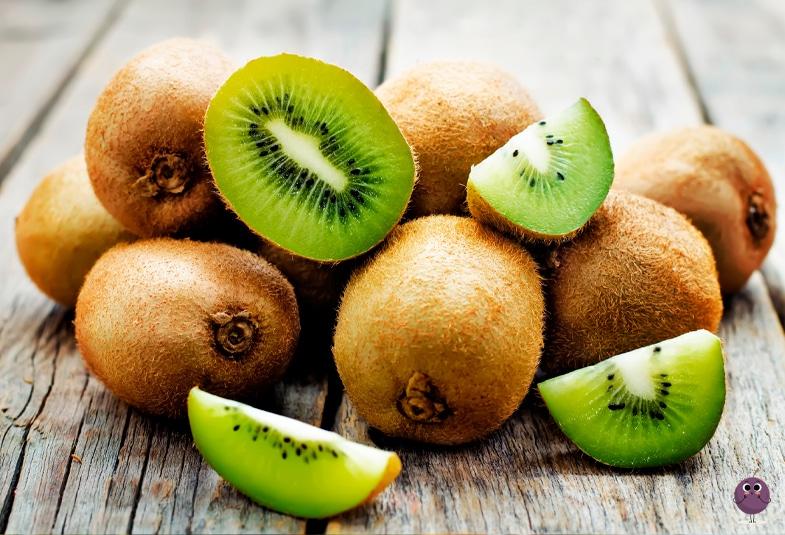 kiwis fruta