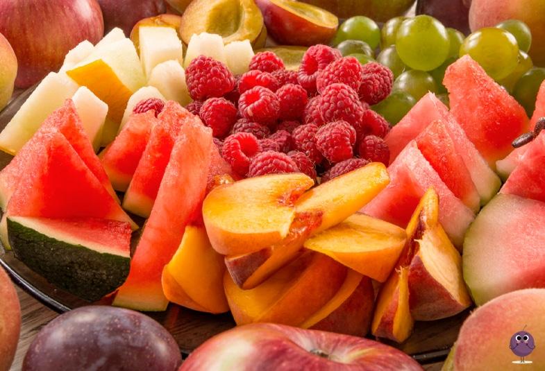 propiedades de las frutas: beneficios