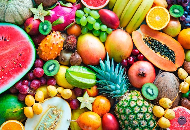 Tipos de frutas para cuidar tu salud