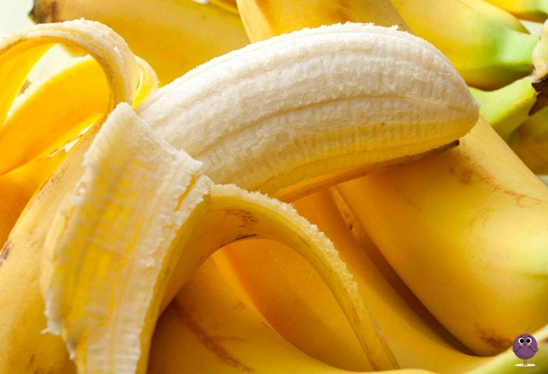 Plátano propiedades